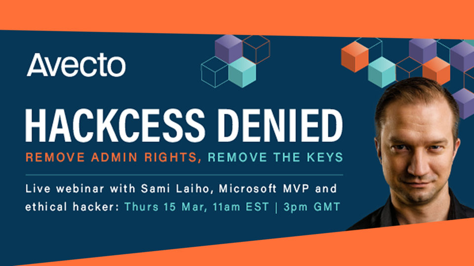 Free Civil Rights Webinar At 3pm 927 >> Hackcess Denied Remove Admin Rights Remove The Keys Webinar By