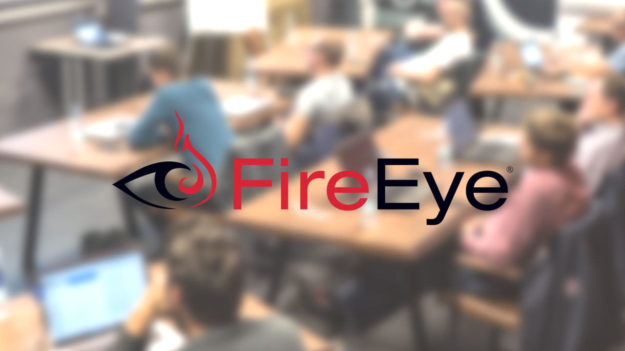 fireeye-partner-event-training-room