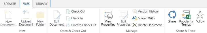 Assigning SharePoint Permissions Directly