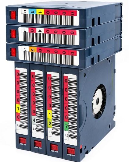 Tape Cartridges (Tape Backup Advantages)