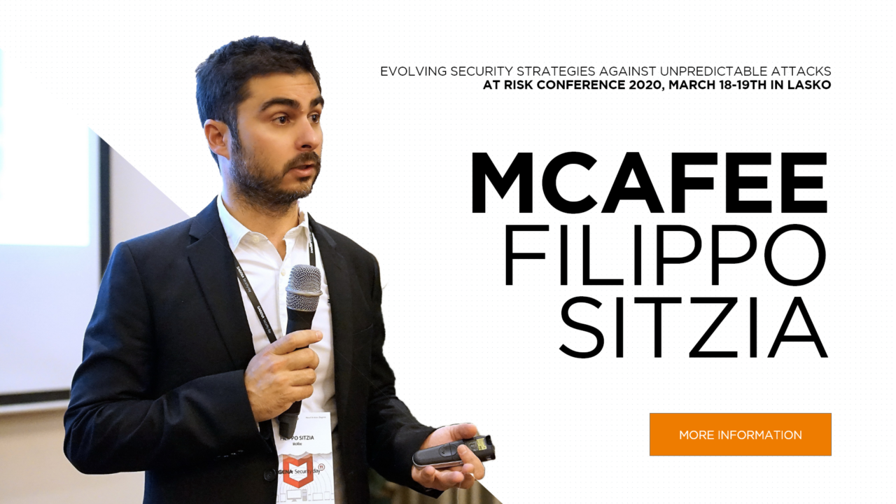 Presenter-RISK2020-McAfee-Filipo-Sitzia
