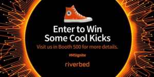 Riverbed Microsoft Ignite promotion