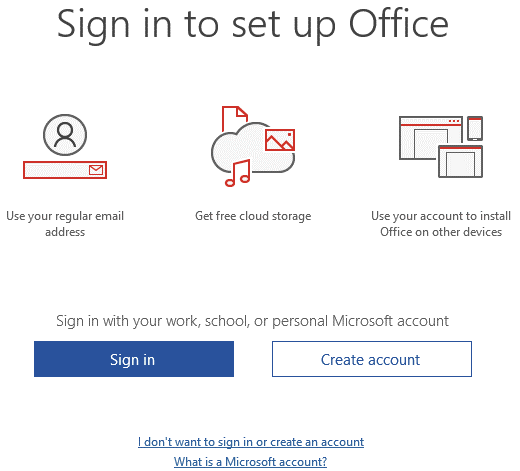 Sign in to Office 365 ProPlus that is installed on a Remote Desktop Server