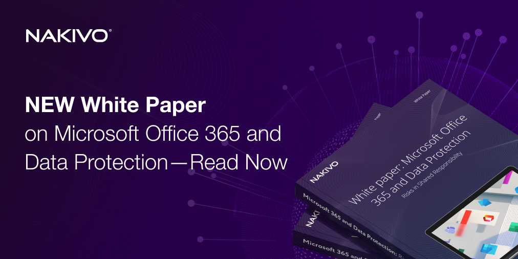 NEW White Paper on Microsoft Office 365 and Data Protection—Read Now_Twitter