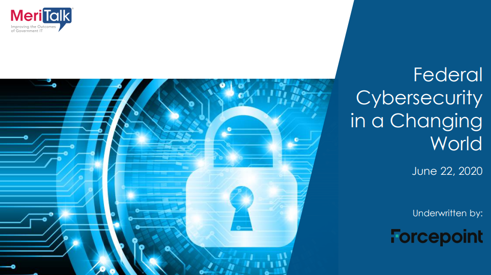 Federal Cybersecurity in a Changing World