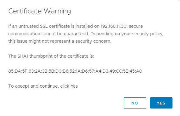 Accepting-the-certificate-warning