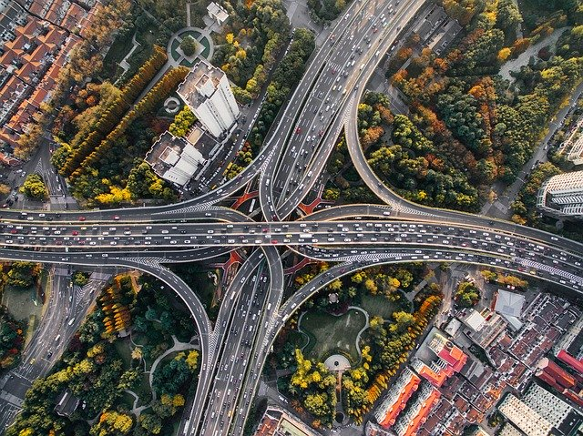 Like traffic on a highway, distance, capacity, and congestion impact how quickly and efficiently apps reach their destination.