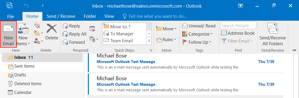 Creating-a-new-email-message-to-be-used-as-a-template-for-an-out-of-office-notification