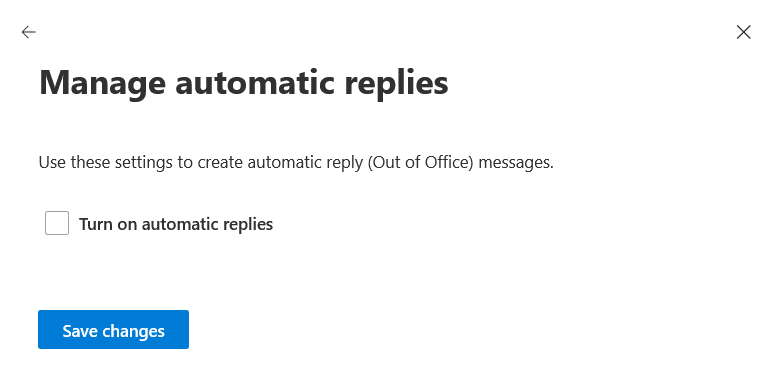 Out-of-office-Outlook-365-configuring-sending-a-notification-as-administrator