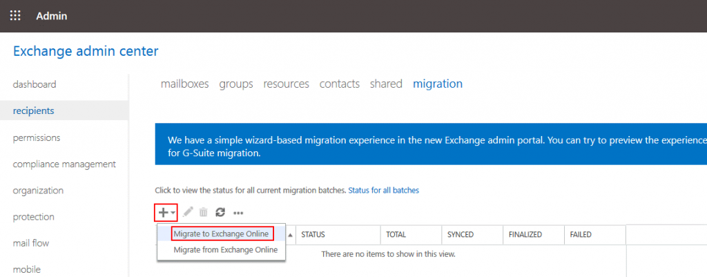 Migration-to-Exchange-Online-is-selected