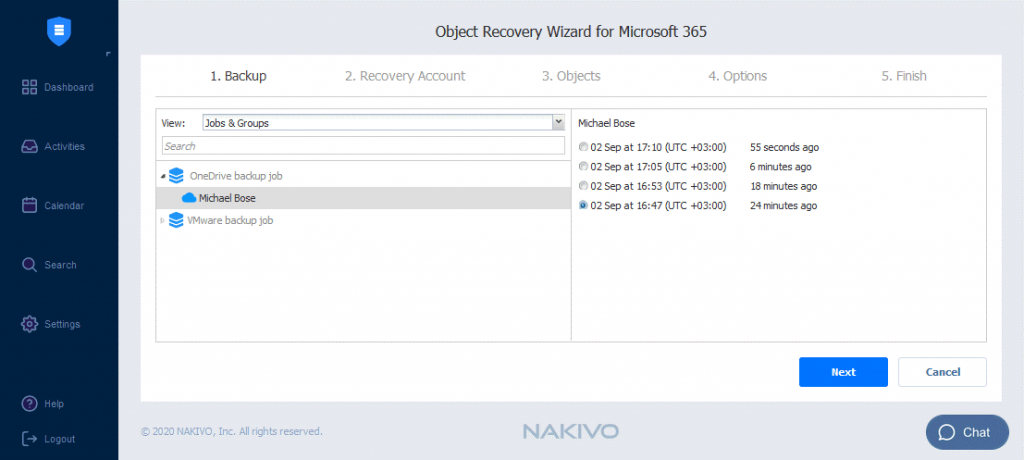 Selecting-the-recovery-point-to-recover-files-from-the-OneDrive-backup