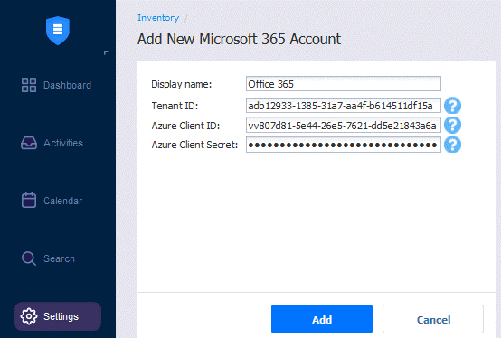Using-IDs-to-add-a-new-Office-365-account-to-the-Inventory