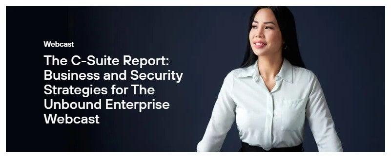 The WSJ Intelligence C-Suite Report Webcast