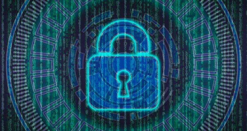 information security illustration