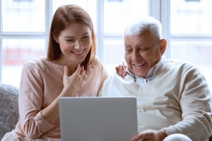 How to Talk to Your Grandparents About Cybersecurity